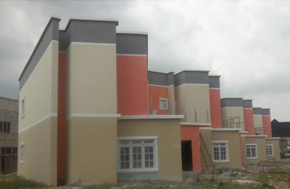4 Bedroom Terraced Duplex